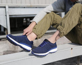 Non-slip Lightweight Casual Sneaker. Apparel > Male > Shoes > Work Shoes Oak Bay Shoes