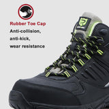 Steel Toe Sneakers Hunting Boots Apparel > Male > Shoes > Work Shoes Oak Bay Shoes