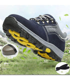 Indestructible Steel Toe Work Shoes for Men Apparel > Male > Shoes > Work Shoes Oak Bay Shoes