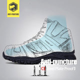 Puncture Proof Footwear Apparel > Male > Shoes > Work Shoes Oak Bay Shoes