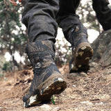 Malitary Combat Boots Apparel > Male > Shoes > Work Shoes Oak Bay Shoes