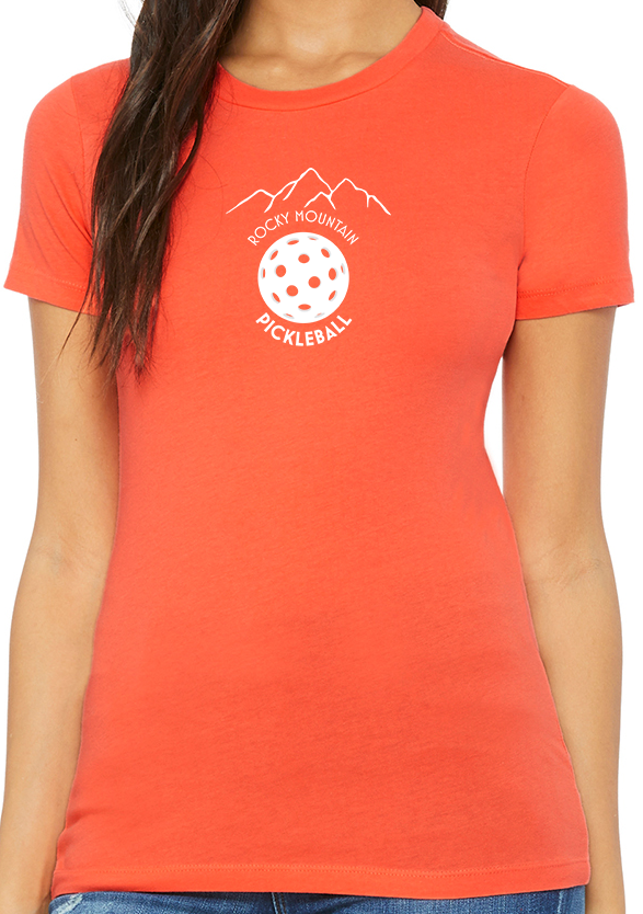 Ladies RMP Logo T