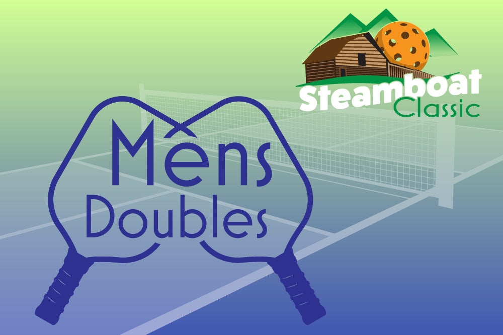 Steamboat Classic (Mens Doubles)