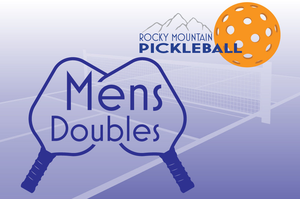 Rocky Mountain Pickleball Open (Mens Doubles)