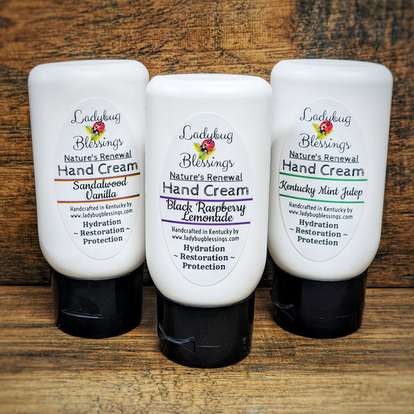 Nature's Renewal Hand Cream