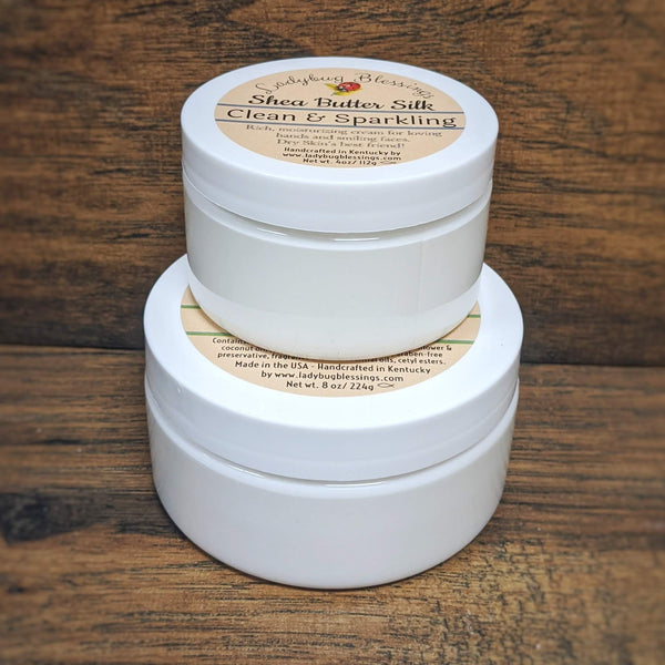 Shea Butter Silk - 8 oz