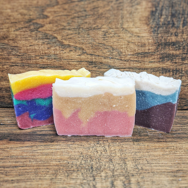 Handcrafted Soap - Boxed & Labeled