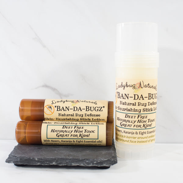 Ban-Da-Bugs Solid Lotion Stick
