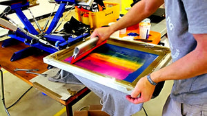 Screenprinting your Apparel