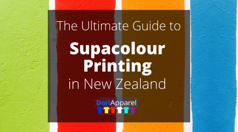 The Ultimate Guide to Supacolour Transfer Printing in New Zealand