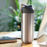 110008 Neva Water Bottle - Metal