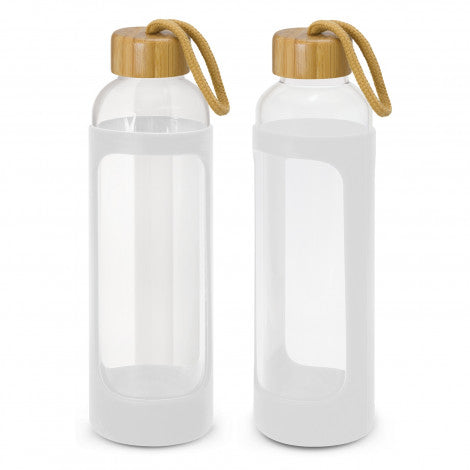 113950 Eden Glass Bottle - Silicone Sleeve