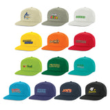 114225 Chrysler Flat Peak Cap