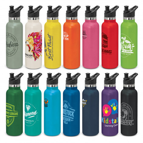 115747 Nomad Vacuum Bottle - Powder Coated