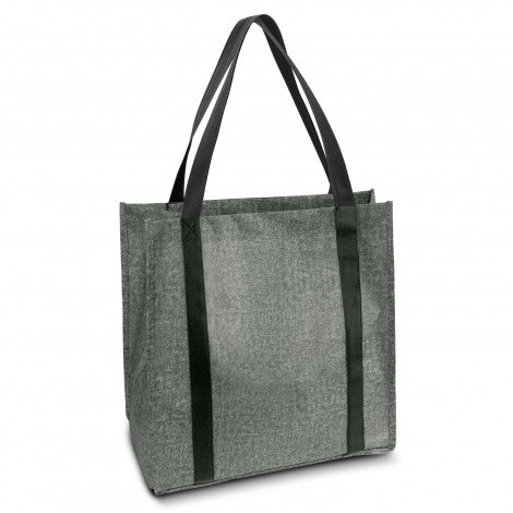 116974 Super Shopper Heather Tote Bag