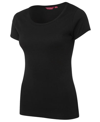 1LSNT JB's LADIES SCOOP NECK TEE
