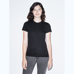 American Apparel 2102W Fine Jersey Fitted T-Shirt