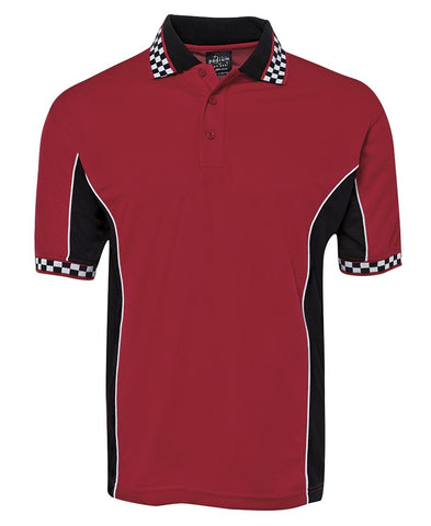 2MP JB's PODIUM MOTO POLO