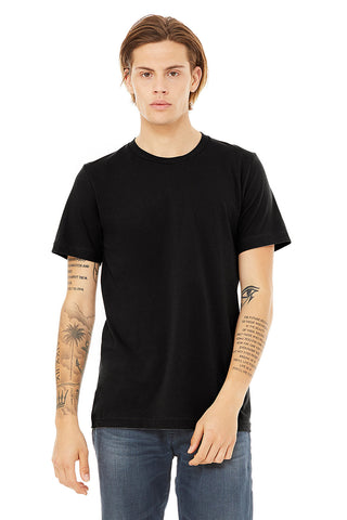 Bella+Canvas Mens 3091 Heavyweight 55oz Crew Tee