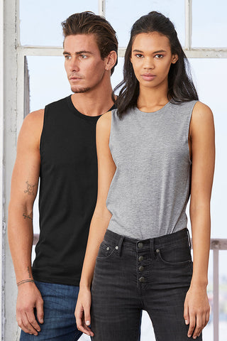 Bella+Canvas Unisex 3483 Jersey Muscle Tank