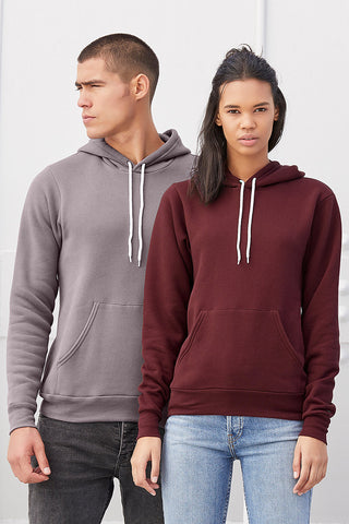 Bella+Canvas Unisex 3719 Sponge Fleece Pullover Hoodie