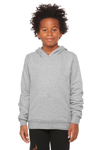 Bella+Canvas Youth 3719Y Sponge Fleece Pullover Hoodie