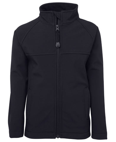 3LJ JB's KIDS LAYER (SOFTSHELL) JACKET