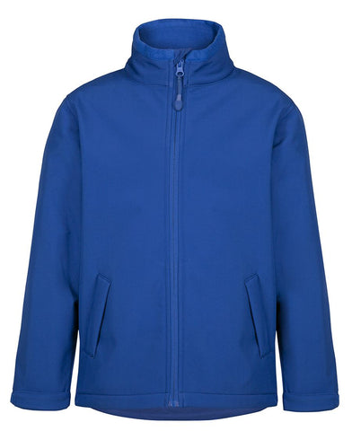 3WSJ JB's PODIUM KIDS WATER RESISTANT SOFTSHELL JACKET