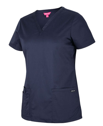 4SPT1 JB's LADIES PREMIUM SCRUB TOP
