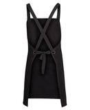 5ACBD JB's CROSS BACK DENIM APRON (WITHOUT STRAP)