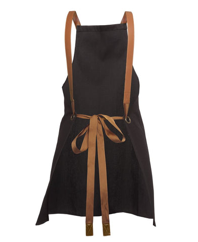 5ACPS JB's CHANGEABLE PU CROSS BACK APRON STRAP