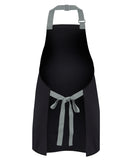 5ACS JB's APRON WITH COLOUR STRAPS 65x71