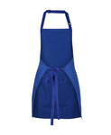 5A JB's APRON WITH POCKET - BIB 65x71cm