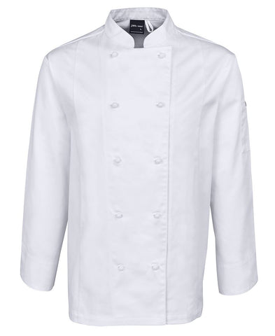 5CVL JB's L/S VENTED CHEF'S JACKET