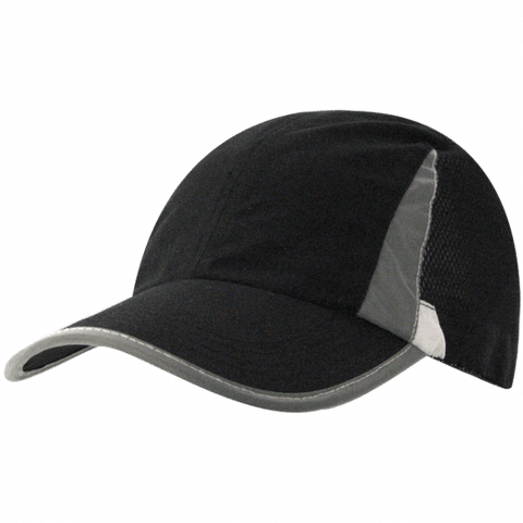 6056 HeadWear24 Microfibre Performance Caps