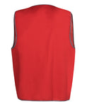 6HFV JB's COLOURED TRICOT VEST