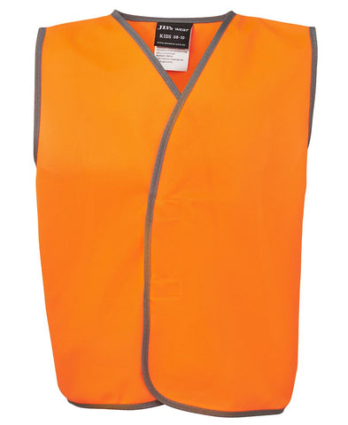 6HVSU JB's HV KIDS SAFETY VEST