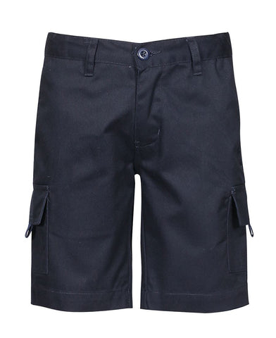 6MS JB's KIDS WORK CARGO SHORT
