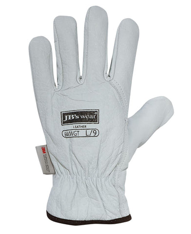 6WWGT JB's RIGGER/THINSULATE LINED GLOVES (12 PK)