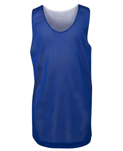 7KBS2 JB's PODIUM ADULTS REVERSIBLE TRAINING SINGLET