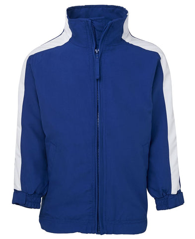 7KWUJ PODIUM KIDS WARM UP JACKET