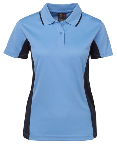 7LPP JB's PODIUM LADIES CONTRAST POLO