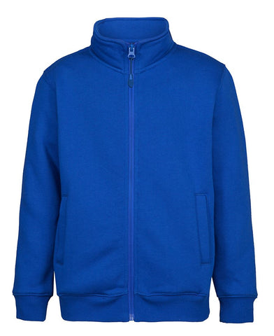 7PFJ PODIUM KIDS P/C FULL ZIP JACKET