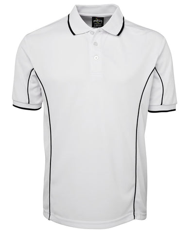 7PIP JB's PODIUM S/S PIPING POLO