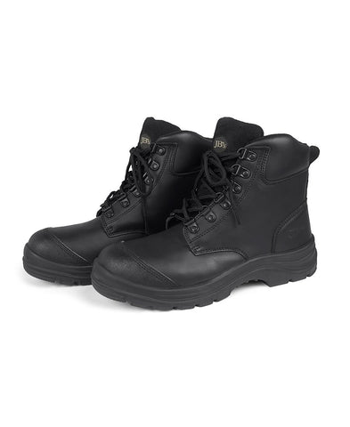 9F4 JB'S LACE UP SAFETY BOOT