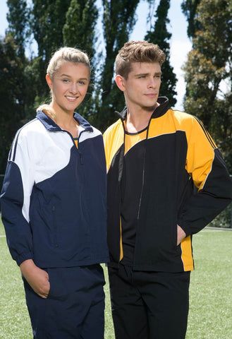 ATJ01 CF Sports Adults Track Jacket