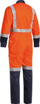 BC6029T Bisley TTMC-W Taped Two Tone Lightweight Coverall - Stout