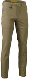 BP6008 Bisley Stretch Cotton Drill Work Pants - Long