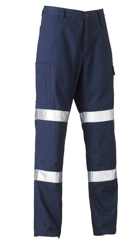 BP6999T Bisley 3M Biomotion Double Taped Cool Light Weight Utility Pant - Regular