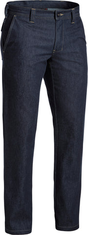 BP8091 Bisley FR Denim Jeans - Stout